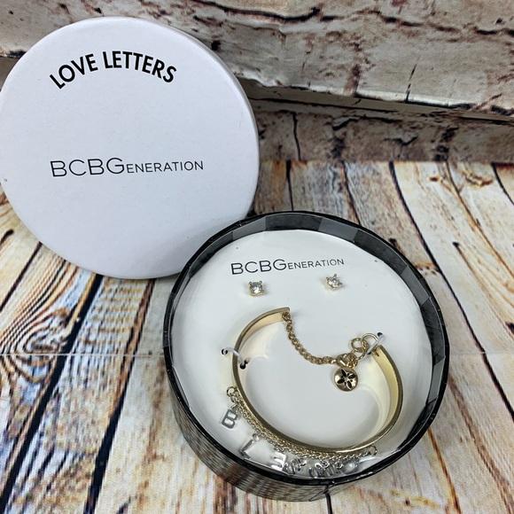 "BCBGeneration Jewelry - BCBGeneration ""blessed"" bracelet"